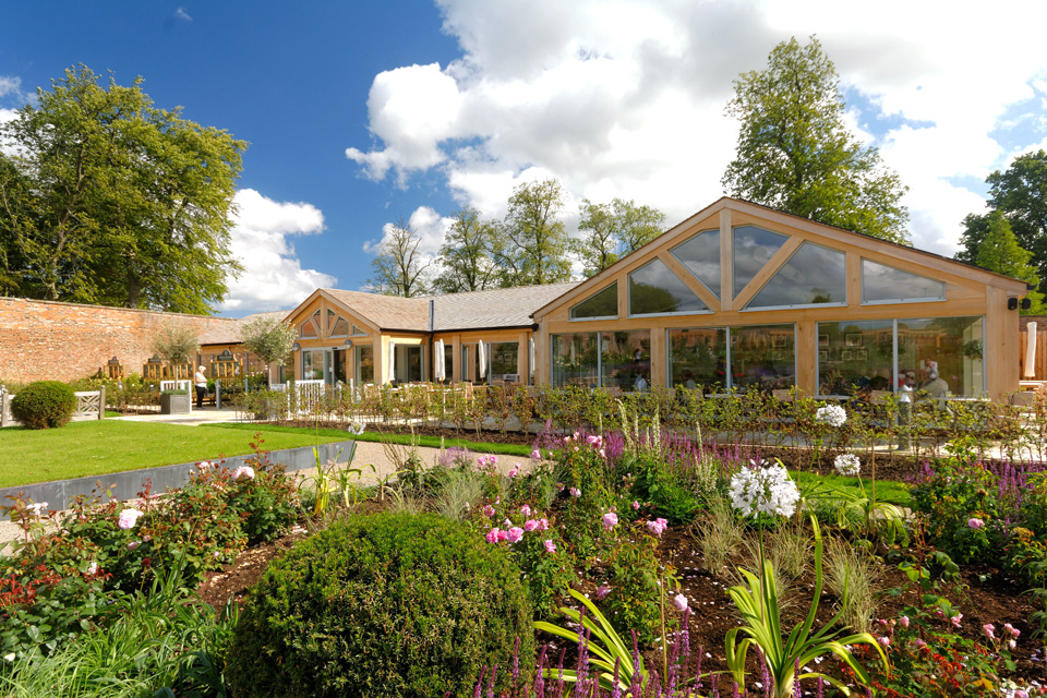 Walled Gardens at Wynyard prepare to welcome visitors…
