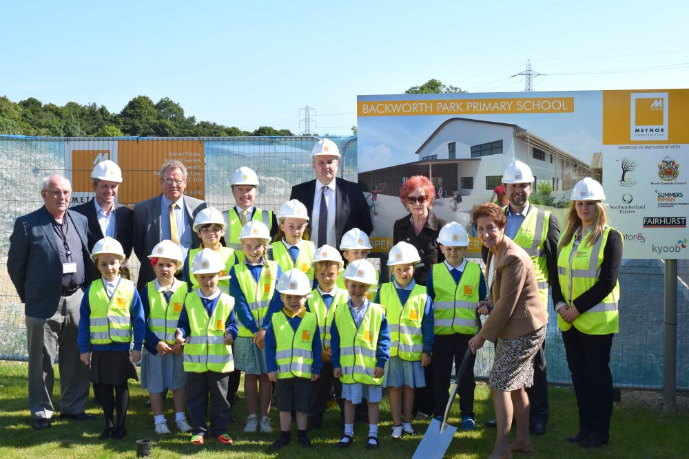 New State-of-the-Art Primary School