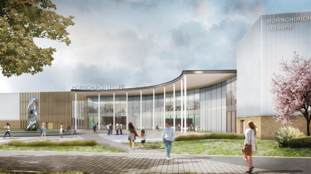 Hornchurch Sports Centre Metnor Construction