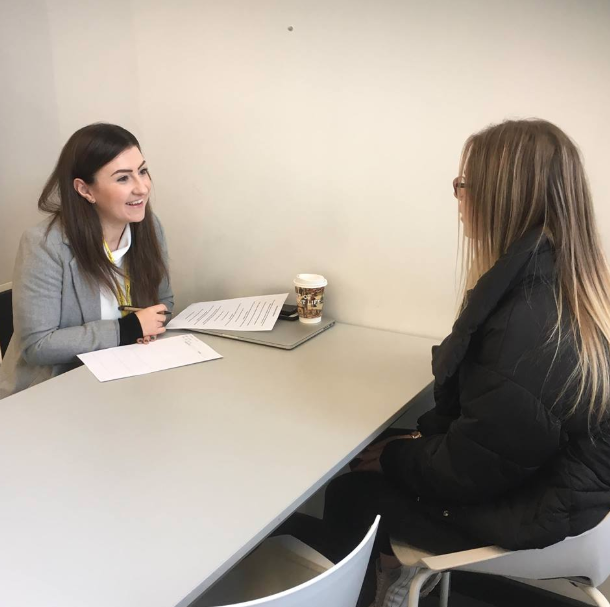 Mock Interviews with Newcastle Sixth Form College