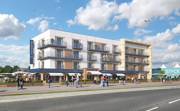Metnor appointed for 40-bedroom Sunderland seafront inn